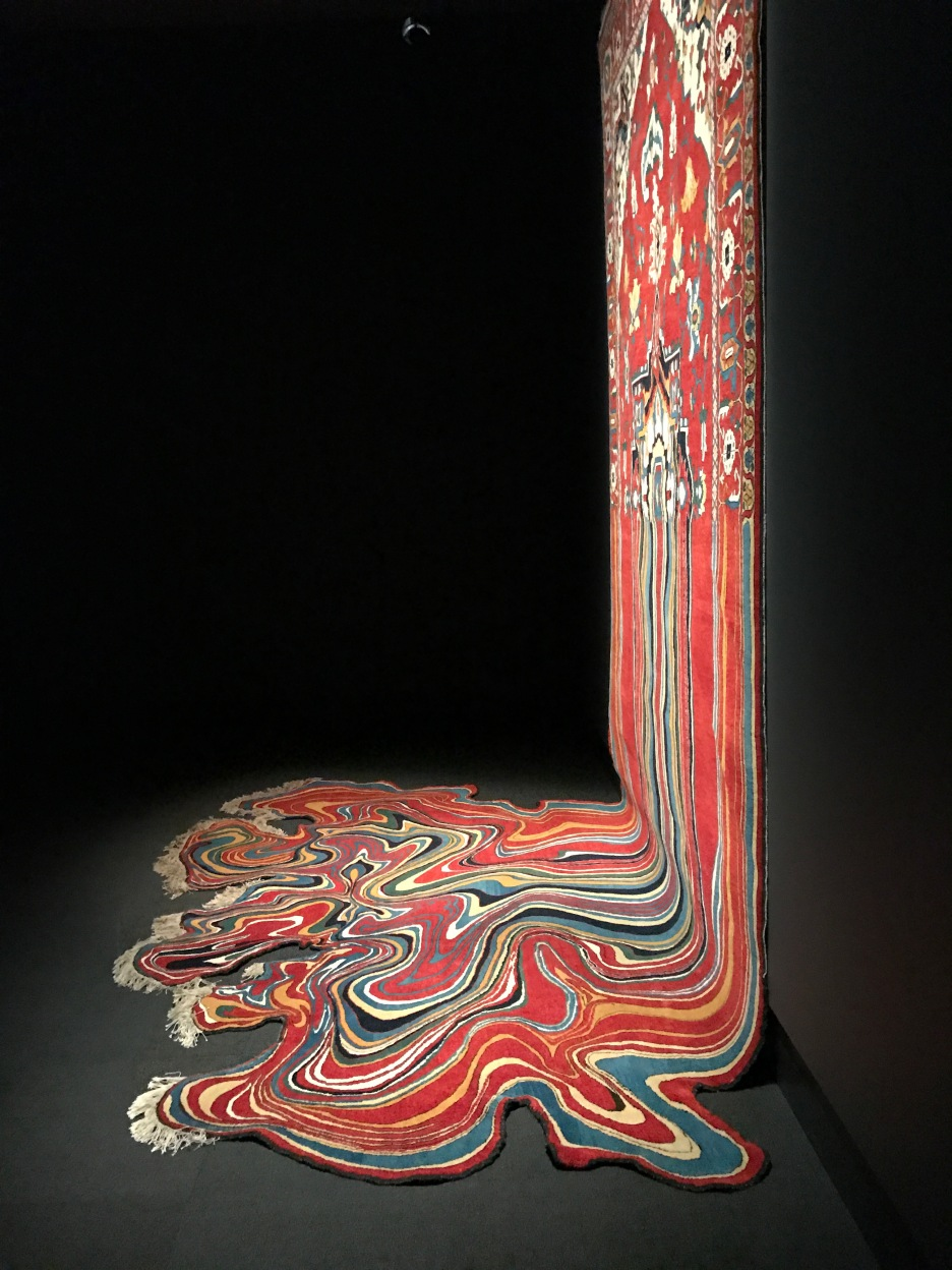 Liquid, 2014. Photograph: Faig Ahmed