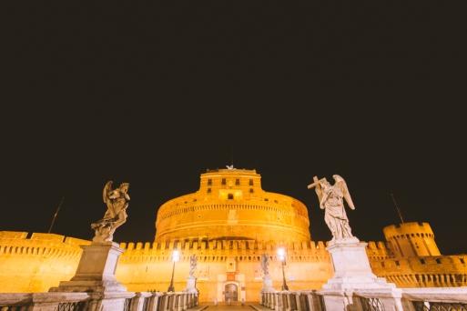 Castel Sant'Angelo, 2017. Photo: Shallise Kate