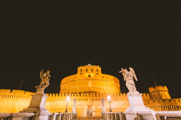 Castel Sant'Angelo, 2017. Photo: Shallise Kate