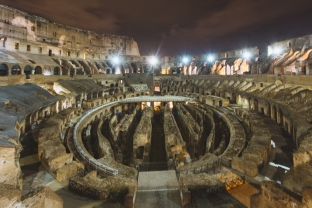Colosseum Night Tour, Rome Photo: Shallise Kate