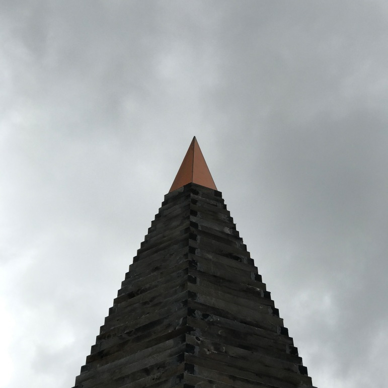 Wooden Pyramid, MONA