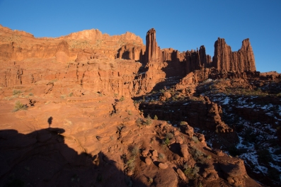Fisher Towers, UT. Photo: Shallise Kate