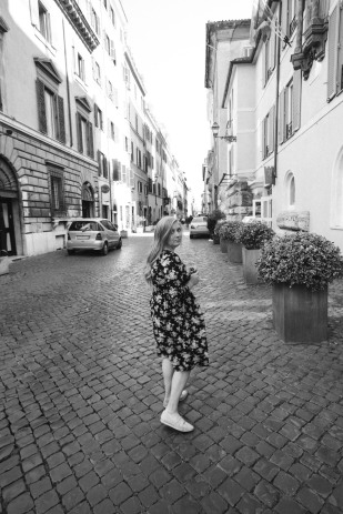 Rome, 2017 Photo: Chris Hrynyshyn