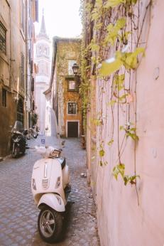Rome, 2017 Photo: Shallise Kate