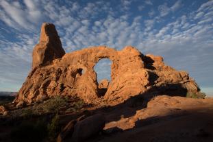 Turret Arch, Arches National Park, Photo: Shallise Kate