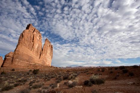 Arches National Park, Moab, Photo: Shallise Kate